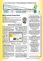 Newsletter No.9, March 2012